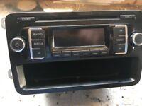 VW cd/radio RCD310