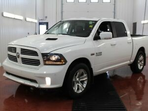 2014 Ram 1500 Sport  - NAVIGATION - Heated Seats -  Cooled Seats