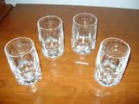 Atlantis Crystal Glasses
