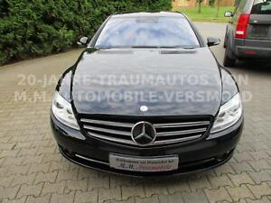 Mercedes-Benz CL-Coupe CL 500+Top Ausstattung+erst 82900KM