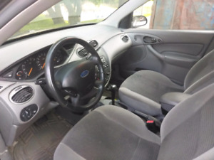 2003 Ford Focus Wagon LOW KM