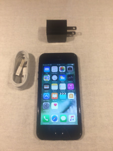 iPhone 5s 16gb Noir - Telus / Koodo