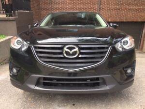 Transfert de bail pour une 2016.5  Mazda CX-5