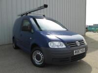 2007 (57) VOLKSWAGEN CADDY 1.9TDI PD (104PS) 1 OWNER LOW MILEAGE
