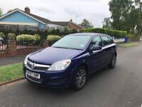 SPARE OR REPAIR Vauxhall Astra 1.7 CDTi 16v Club 2007