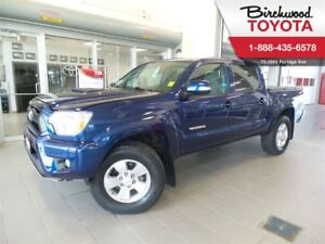 2014 Toyota Tacoma 4WD Double Cab V6 Man TRD SPORT
