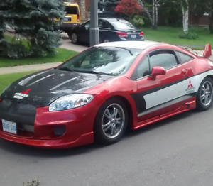 2006 Mitsubishi Eclipse GS Coupe (2 door)