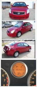 2009 Nissan Sentra SL. No Accident(2009)(86,355km)