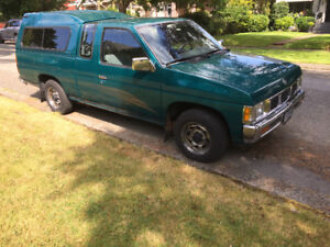 1996 Nissan Other Pickups Pickup Truck