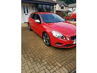 Volvo v60 R design 2.0 d4 diesel estate very low mileage , may take bike in p/x