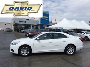 2014 Chevrolet Malibu LT, RSTR, PSEAT, ROOF, 2.5L, RCAM, ALLY