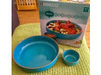 Ceramic Bowl Set (BNIB)