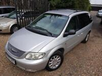 Chrysler Voyager 2.5CRD LX, 7 Seater in Really Good Order
