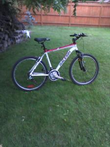 """26"""" Mens aluminum mountain bike"""
