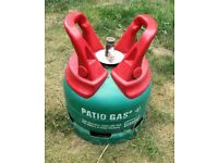 CALOR GAS 5KG PATIO GAS