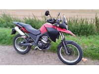 Derbi Terra 125cc (Learner legal, MOT until July 2018)