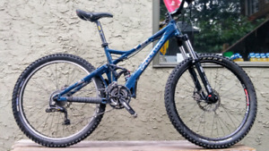 Giant Reign - perfect first trail bike. 16inch frame.