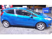 ford fiesta zetec mint condtion low miles 22k low price @£5895