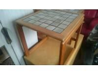Kai Kristiansen side table set