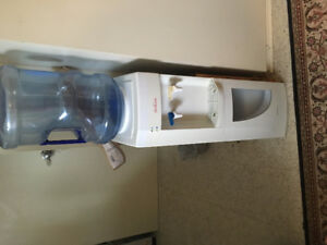 Water cooler and filter