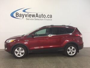 2014 Ford ESCAPE SE- 4WD! ECOBOOST! HEATED EATS! REV CAM! SYNC!