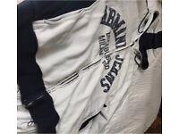 Armani vintage hoodie