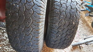 4  31×15 tires and rims for sale