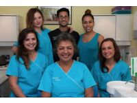 Dental Receptionist excellent opportunity for a real people person to join our small motivated team