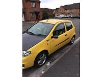 Fiat Punto 1.3 sport active 2004 New Mot
