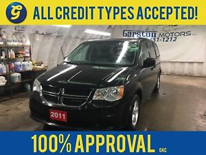 2011 Dodge Grand Caravan SXT*REAR DVD PLAYER w/WIRELESS HEADPHON