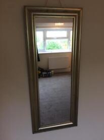 Half Length Mirror