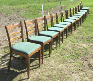 Chairs, 2 left, price reduced for fast sale