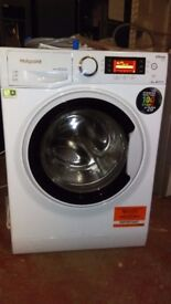 HOTPOINT Ultima s-line WASHING MACHINE which may have minor marks or blemishes.