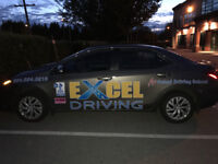 EXCEL DRIVING ACADEMY-CLASS 5 & 7***15% STUDENT DISCOUNTS***