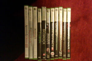 Xbox 360 Games Looking for a Good Home