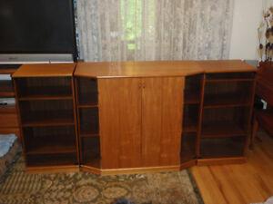 meuble en Tec / Teak Furniture