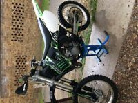 kx 125 bored to 144 race spec 2001