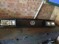 Vw t25 square headlights good condition (l.h.d) easily adapted ...getting quite rare(hard to find
