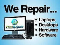 COMPUTER, LAPTOP & PRINTER REPAIRS, MICROSOFT REGISTERED REFURBISHER, IPHONE SCREENS, DATA RECOVERY