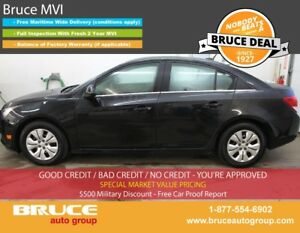 2014 Chevrolet Cruze LT 1.4L 4 CYL TURBOCHARGED AUTOMATIC FWD 4D