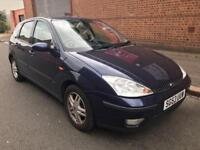 FORD FOCUS 1.6 ZETEC•12 MONTHS MOT•CHEAP CAR