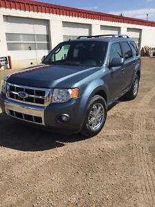 2011 Ford Escape Limited Edition