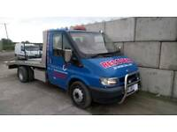 2004 ford transit recovery truck 2.4 Tdci 160 ready to go 1 year mot great investment opportunity