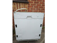 LAMONA FULL SIZE INTEGRATED DISHWASHER A+ FREE DELIVERY