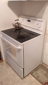 Stove and Fridge for sale.