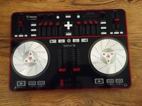 Vestax typhoon dj controller excellent condition.