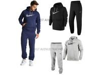 Nike Swoosh pullover tracksuit rrp £90 FA SPORTS price £60 all sizes