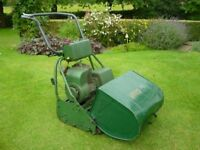 """Atco 20"""" Cylinder mower with Briggs and Stratton engine"""