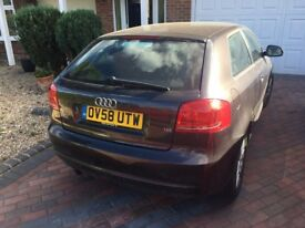Audi A3 Hatchback (2008 - 2012) 8P Facelift 1.6 3dr // [didn't clean car in pictures]