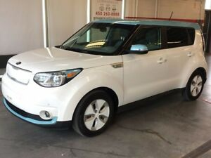 2016 Kia SOUL EV Luxury+NAVIGATION